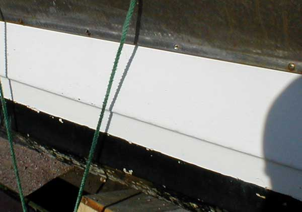 Fiskebåten etter overgang med Power Clean