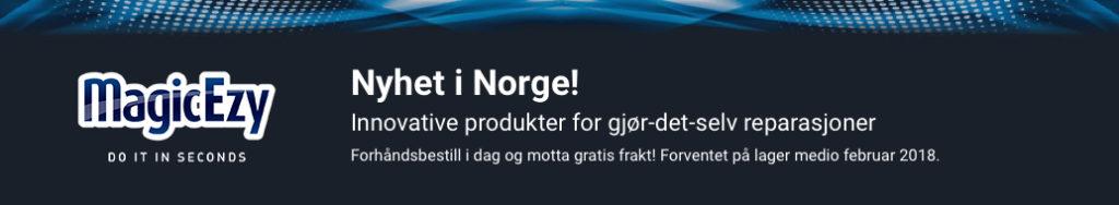 MagicEzy - Nyhet i Norge!